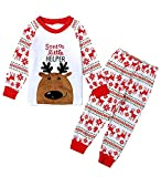 Best Christmas Gifts For Toddlers - Christmas Pjs Kids Pyjamas Set for Boys Nightwear Review