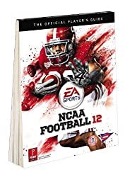 NCAA Football 12: The Official Player's Guide by Gamer Media Inc (2011) Taschenbuch