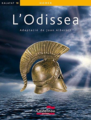 L'Odissea (Col·lecció Kalafat) por Homer
