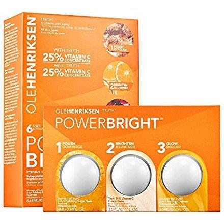 olehenriksen Ole Henriksen Power Bright poco profesional color sistema de 3pasos (6Tratamientos)
