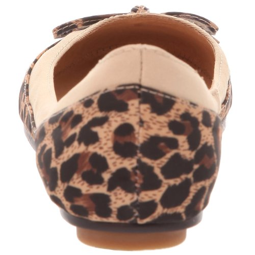 Buffalo Buffalo London, Ballerines femme Multicolore (Tan 56)
