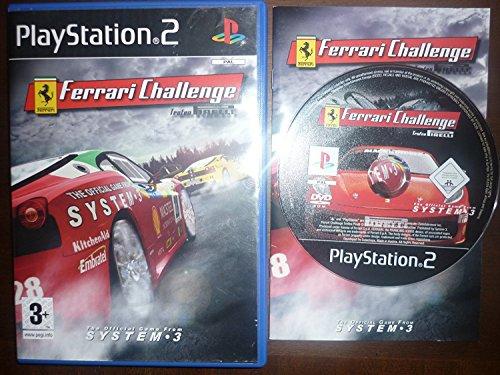 Price comparison product image Ferrari Challenge Trofeo Pirelli - Playstation 2 / PS2 Game