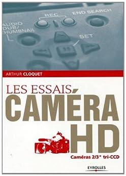 Les essais caméra HD par [Cloquet, Arthur]