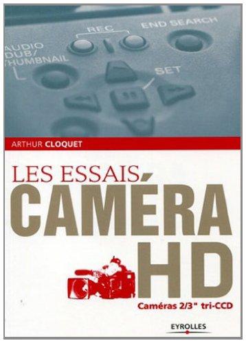 En ligne Les essais caméra HD epub pdf