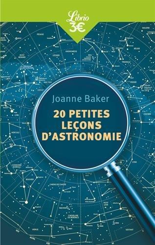 20 petites leçons d'astronomie