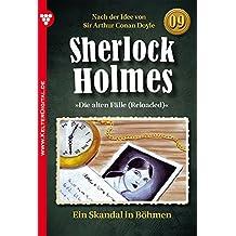 Sherlock Holmes 9 - Kriminalroman: Ein Skandal in Böhmen