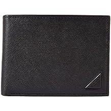 GUESS hombres billetera con monedero SM0875LEA24 negro - Hombre