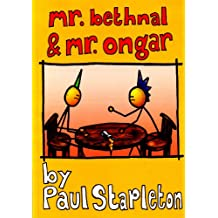 Mr. Bethnal And Mr. Ongar - Comic Book