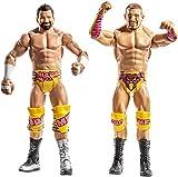 WWE–Pack di 2Statuette Mojo Rawley / Zack Ryder