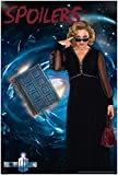 Doctor Who Poster Spoilers (61cm x 91,5cm) + 1 Traumstrand Poster Insel Bora Bora Zusätzlich
