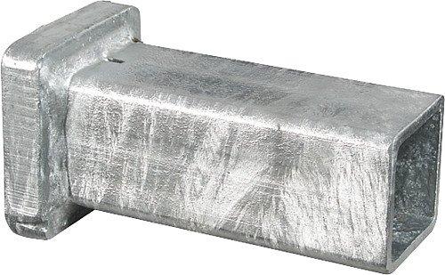 Patura Einschlagkappe, zum Einschlagen von Hartholz-Pfählen 40 x 40 mm