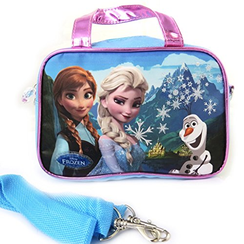 Reine des Neiges [L8031] - Sac enfant 'Frozen - Reine des Neiges' bleu violet