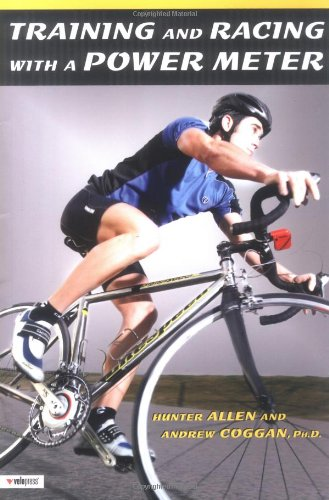 Training and Racing with a Power Meter por Hunter Allen