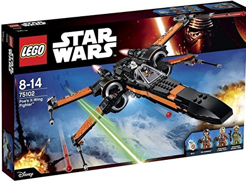LEGO Star Wars 75102 X-Wing Set with Poster by LEGO
