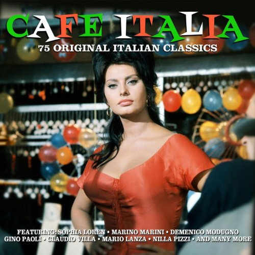 Cafe Italia - 75 Original Ital...