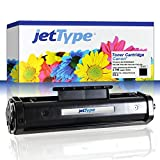 jetType Toner ersetzt Canon FX3 für FAX-L220 / FAX-L200 / FAX-L240 / FAX-L300, schwarz, 2.700 Seiten