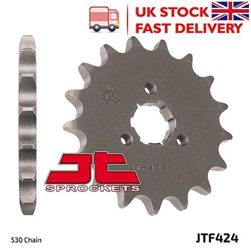Preisvergleich Produktbild JT Ritzel jtf424 vorne 15 Zähne passend Kawasaki GPZ250 Belt Drive CONVERS 83–85