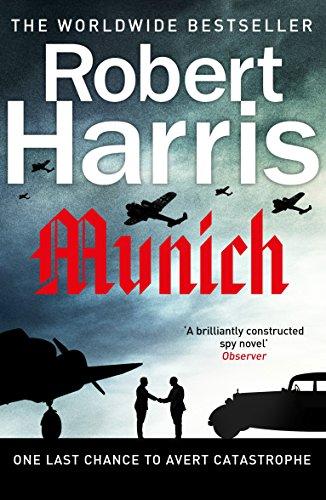 Buchseite und Rezensionen zu 'Munich' von Robert Harris