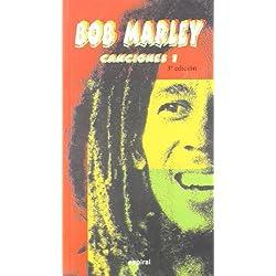 Canciones I de Bob Marley (Espiral / Canciones)