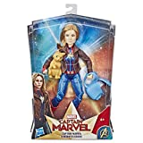 Captain Marvel Figurini Captain Marvel e Marvels Goose