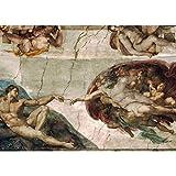 MAIYOUWENG Puzzle Classici di Legno 1000 Pezzi - Quadro Famoso della Pittura Decorazioni Domestiche Uniche