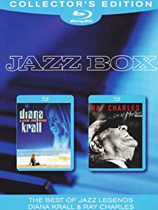 Jazz Box: Diana Krall/Ray Charles [Blu-ray] [Collector's Edition]