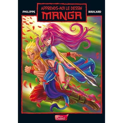 Apprends-moi le dessin : Manga