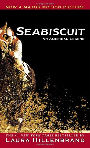 Book cover for Seabiscuit