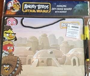 Angry Birds Star Wars tissu de panneau d'affichage pour accrocher