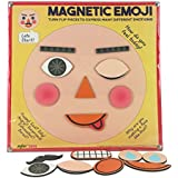 MFM Toys Magnetic Emoji | Teach Emotions to Kids | Make a Face Toy Game | Ages 4-8