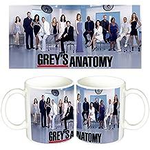 Anatomia De Grey Grey's Anatomy C Taza Mug