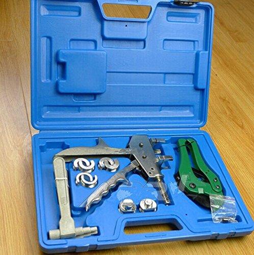Gowe Outil à sertir PEX tuyau outil pour connecter Raccords et tuyau en PVC 12–20 mm PEX Outils de connexion