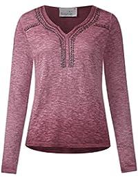 CECIL Damen Langarmshirt im Tunika Style