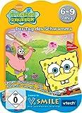 VTech 80-092444 - V.Smile Lernspiel SpongeBob Schwammkopf - Der Tag des Schwamms
