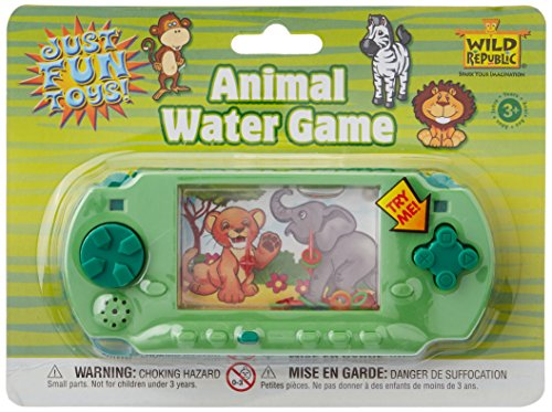 Wild Republic Animal Water Game by Wild Republic