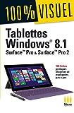 Tablettes Windows 8.1 : Surface pro et surface pro 2