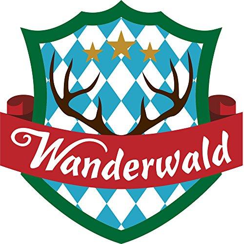 CA5 Wanderwald Herren Premium Falke Trachten Lederhose Kniebund Büffel Leder 60 Dunkelbraun - 5