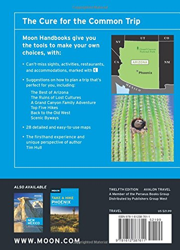 Moon Arizona & the Grand Canyon (Moon Handbooks)