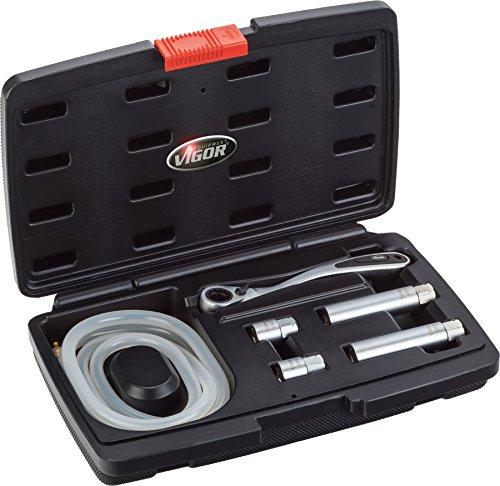 Vigor Pompe à Jeu de frein, Nombre outils : 6, 1 pièce, v4644