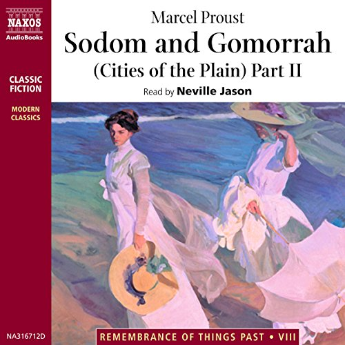 Sodom and Gomorrah (Cities of the Plain), Part 2  Audiolibri
