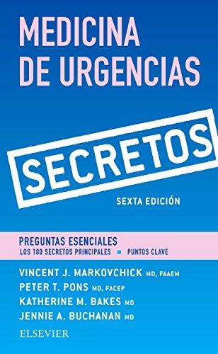 Secretos. Medicina de urgencias - 6ª edición