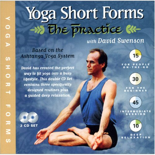 Zoom IMG-2 yoga short forms cd