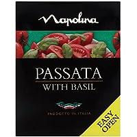 Napolina Passata con 390 g Albahaca