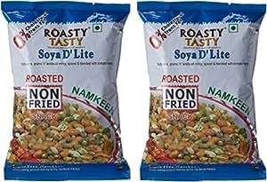 Roasty Tasty Soya D'Lite 150g, (Pack of 2)