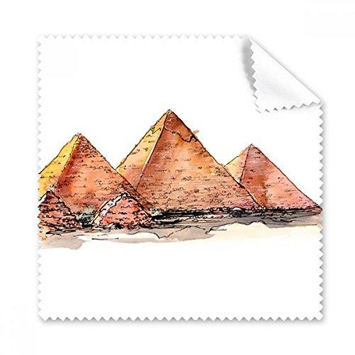 Ägypten Pyramide von Gaza Gläser Tuch Reinigungstuch Geschenk Handy-Display von 5x