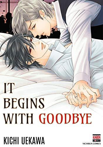 It Begins with Goodbye (Yaoi Manga) (English Edition)