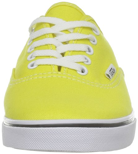 Vans U Authentic Lo Pro - Baskets Mode Mixte Adulte Jaune (Blazing Yellow)