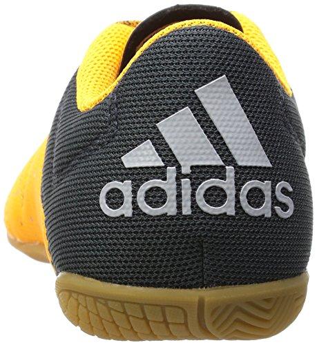 adidas X 15.3 Ct, Scarpe da Calcetto Unisex – Bambini Arancione (Orange (Solar Gold/Clear Onix/Dark Grey))