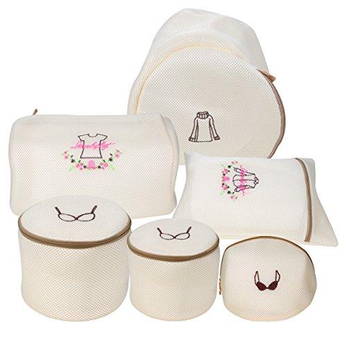 Wäschesack Premium Wäschetasche Wäschebeutel für Dessous, Socken, Strumpfhosen, Strümpfe und Kleidung ()