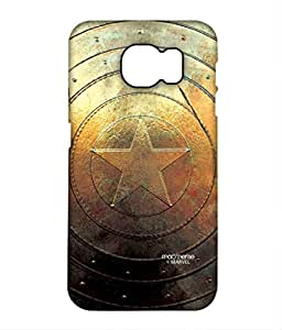 Block Print Company Golden Shield Phone Cover for Samsung S6